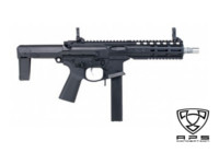 APS Noveske Space Invader 9mm PCC AEG (Black)