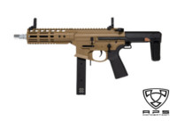 APS Noveske Space Invader 9mm PCC AEG (Dark Earth)