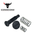 COWCOW Steel Rear Sight Screw & Spring Set for Hi-CAPA