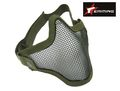 EAIMING Steel Reticular Half face Mask (OD)
