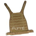 FLYYE MOLLE RRV Vest PC Plate(Coyote Brown)