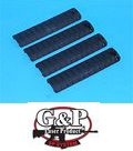 G&P RIS Rail Cover (Black)