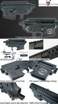 King Arms  M16 Metal Body -Colt / NAVY SEALS