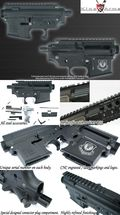 King Arms  M16 Metal Body -Colt / AFSOC