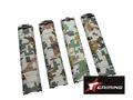 EAIMING 4 color Camouflage Rail Cover Panel Set