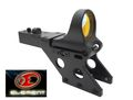 Element SeeMore Reflax Red Dot Sight for HI-CAPA GBB (BK)