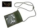 FLYYE  Neck ID Wallet(Olive Drab)