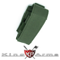 King Arms MPS Pistol Mag Pouch - OD