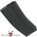 King Arms 120rds M4/M16 AEG Magazine (BlacK)
