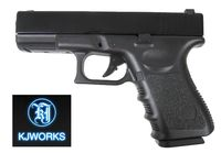 KJ Works Metal Slide G23 GBB Pistol
