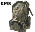 KMS Multicam MOLLE Assault Tactical Universal Gear Backpack