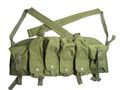 Russian Tactical Chest Rig Magazine Carrier Vest (OD)