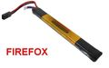 FireFox 7.4V 1600mAh Lithium 20C Li-Polymer Battery (L:170mm)