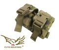 FLYYE Double Fragmention Grenade Pouch (Crye Precision Multicam)