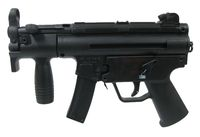 WELL M5K Gas BlowBack Rifle (G55)