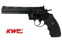 KWC Python 357 (ABS Version, 6inch, Black) Revolver