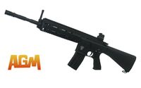 AGM HK416 AEG Rifle with Fixed stock (053)