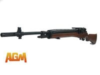 AGM M14 wood Airsoft AEG
