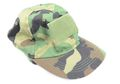 Woodland Camo Velcro Base Ball Cap –  WC