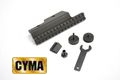 CYMA M14 Metal Short Gun Sight Support Rail With Tool