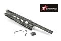 EAIMING Tactical Quad Rail Interlocking System for Ruger 10/22