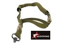 EAIMING 1000D-A Tactical Elastic Std Push Button QD sling (CB)
