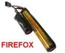 FireFox 11.1V 1350mAh Lithium 12C battery (Sell for local only)