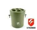 S-Thunder middle size Stepping Powder Spraying Gas Landmine