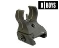 DBOYS 300M 20mm RIS Front Sight -Black