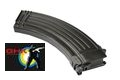 GHK Metal 40rds Gas Magazine For GHK AKM GBB Rifle