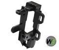 WE Metal Replacement Stock Hinge Plate for SCAR Airsoft Rifle BK