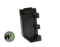WE Polymer Stock Hinge Plate for SCAR Airsoft Rifle -Black