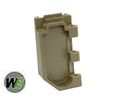 WE Polymer Stock Hinge Plate for SCAR Airsoft Rifle-CB